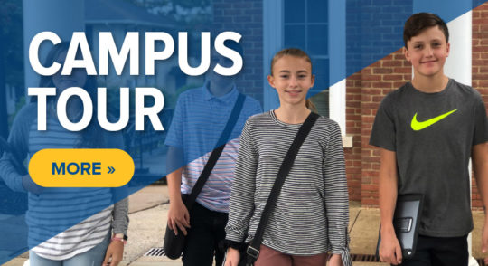 Campus Tours - Click here for information.